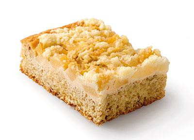 Birne Nuss Kuchen