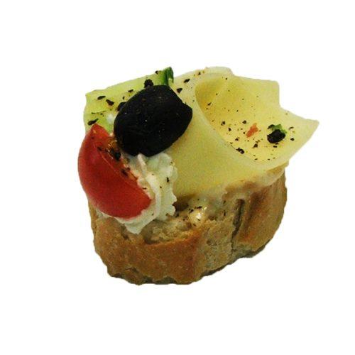 Canapés Käse
