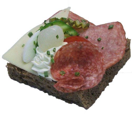 Käse/Wurst Brötchen